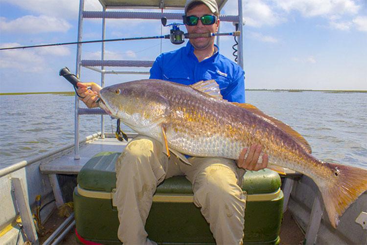 Devin's Favorite Rods For Big Redfish