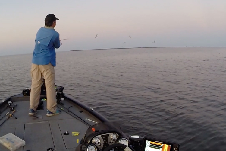 9/24/19 Rigolets + Biloxi Marsh Speckled Trout