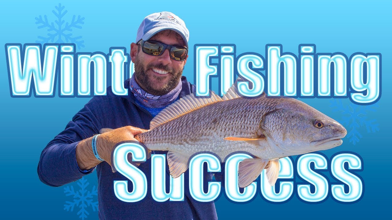 Winter Fishing Success (FREE Course)